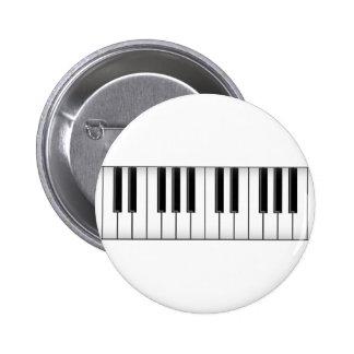Llaves del teclado/del piano: pin redondo 5 cm