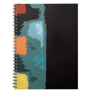 Llaves modernas cuaderno