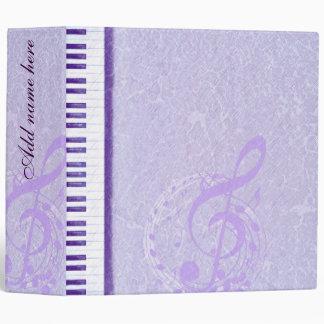"Llaves y notes_Binder púrpuras Carpeta 2"""