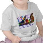 Llegadas galácticas camiseta