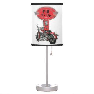 ¡Llénese Er lámpara de vintage