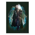 Lleno-Cuerpo de Elrond Invitación 12,7 X 17,8 Cm