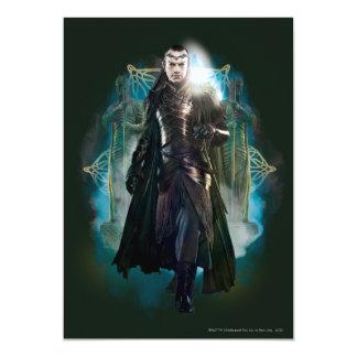 """Lleno-Cuerpo de Elrond Invitación 5"""" X 7"""""""