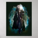 Lleno-Cuerpo de Elrond Posters