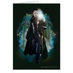 Lleno-Cuerpo de Elrond Tarjetas