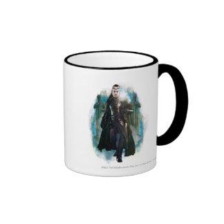 Lleno-Cuerpo de Elrond Taza De Dos Colores