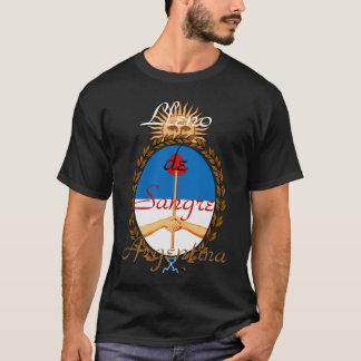 LLENO DE SANGRE ARGENTINA (FULL BLOODED ARGENTINE) T-Shirt