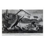 Llevada de Robinson Crusoe Posters