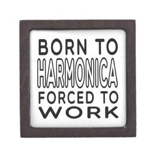 Llevado a la armónica forzada para trabajar caja de joyas de calidad