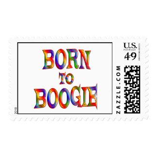 Llevado a la boogie sellos