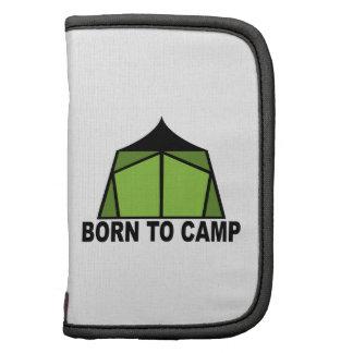 Llevado acampar organizadores