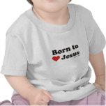 Llevado amar a Jesús Camiseta