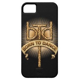 Llevado bailar el caso del iPhone 5 (del leopardo) iPhone 5 Fundas
