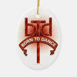 Llevado bailar (redstone) ornamentos de reyes magos