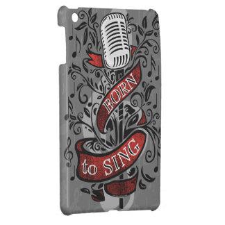 Llevado cantar a iPad el mini caso