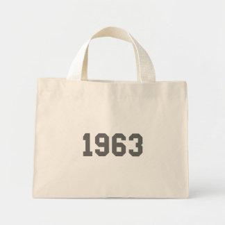 Llevado en 1963 bolsas