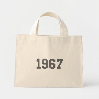 Llevado en 1967 bolsa de mano