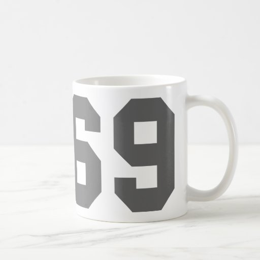 Llevado en 1969 tazas de café