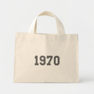Llevado en 1970 bolsas