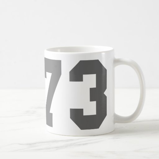 Llevado en 1973 taza de café