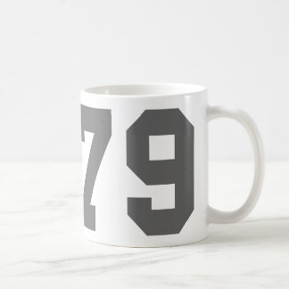 Llevado en 1979 taza