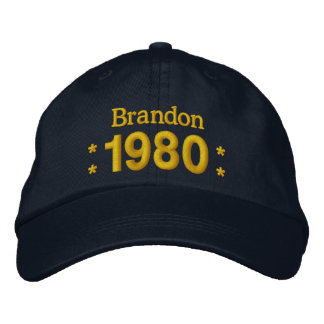 Llevado en 1980 o cualquier 35ta MARINA DE GUERRA Gorra De Beisbol