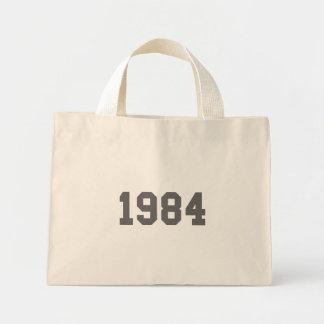 Llevado en 1984 bolsas