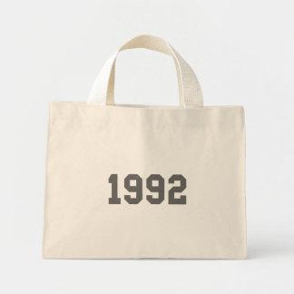 Llevado en 1992 bolsas