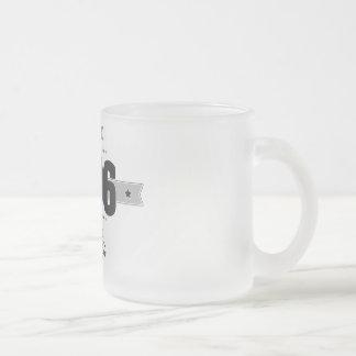 Llevado en 1996 (Dark&Lightgrey) Tazas De Café
