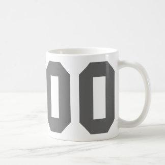 Llevado en 2000 taza