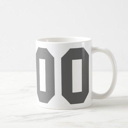 Llevado en 2000 taza de café