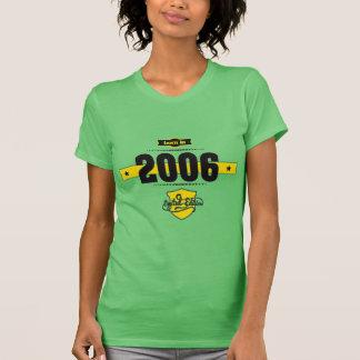 llevado en 2006 (choco&yellow) playera