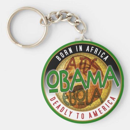 Llevado en África Llavero Redondo Tipo Pin