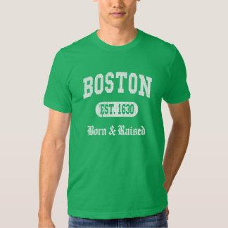 Llevado en Boston Poleras