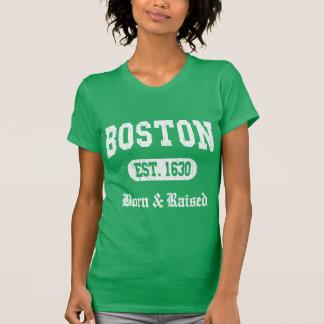 Llevado en Boston Remera