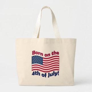 Llevado en el 4to de la bolsa de asas de julio