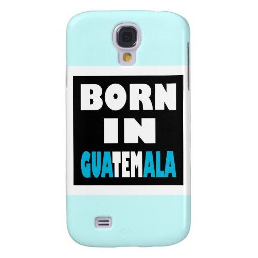 llevado en Guatemala Funda Para Galaxy S4