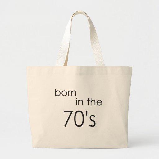 llevado en los años 70 .png bolsa de mano
