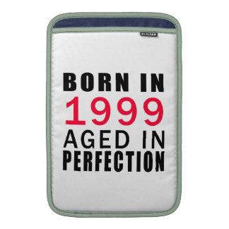 Llevado envejecido en 1999 en la perfección fundas para macbook air