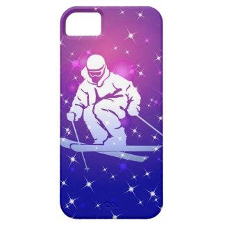 Llevado esquiar caso del iPhone 5 iPhone 5 Fundas
