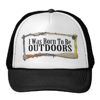 Llevado estar al aire libre gorra