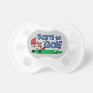 Llevado Golf Chupetes De Bebé