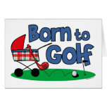 Llevado Golf Tarjetón