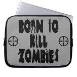 Llevado matar a zombis fundas ordendadores