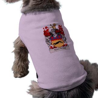 Llevado Nap Camisetas Mascota