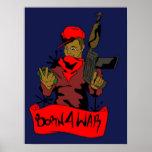 llevado para la guerra poster