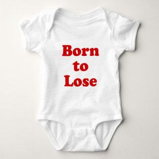Llevado perder mameluco de bebé