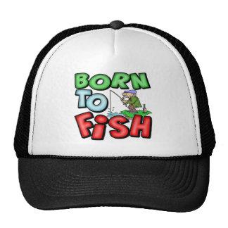 Llevado pescar las camisetas y los regalos de la p gorra