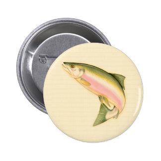 Llevado pescar pin