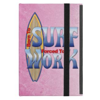 Llevado practicar surf forzado para trabajar iPad mini carcasas
